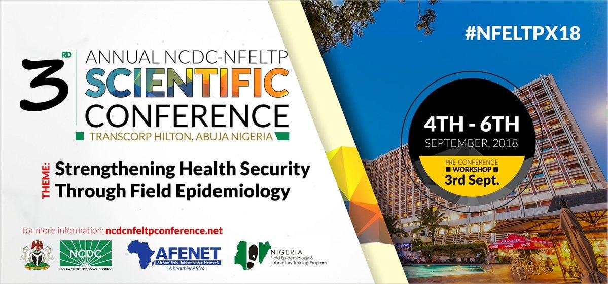 NCDC/NFELTP SCIENTIFIC CONFERENCE