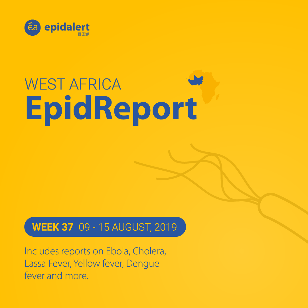 Weekly epidemiological report- week 37