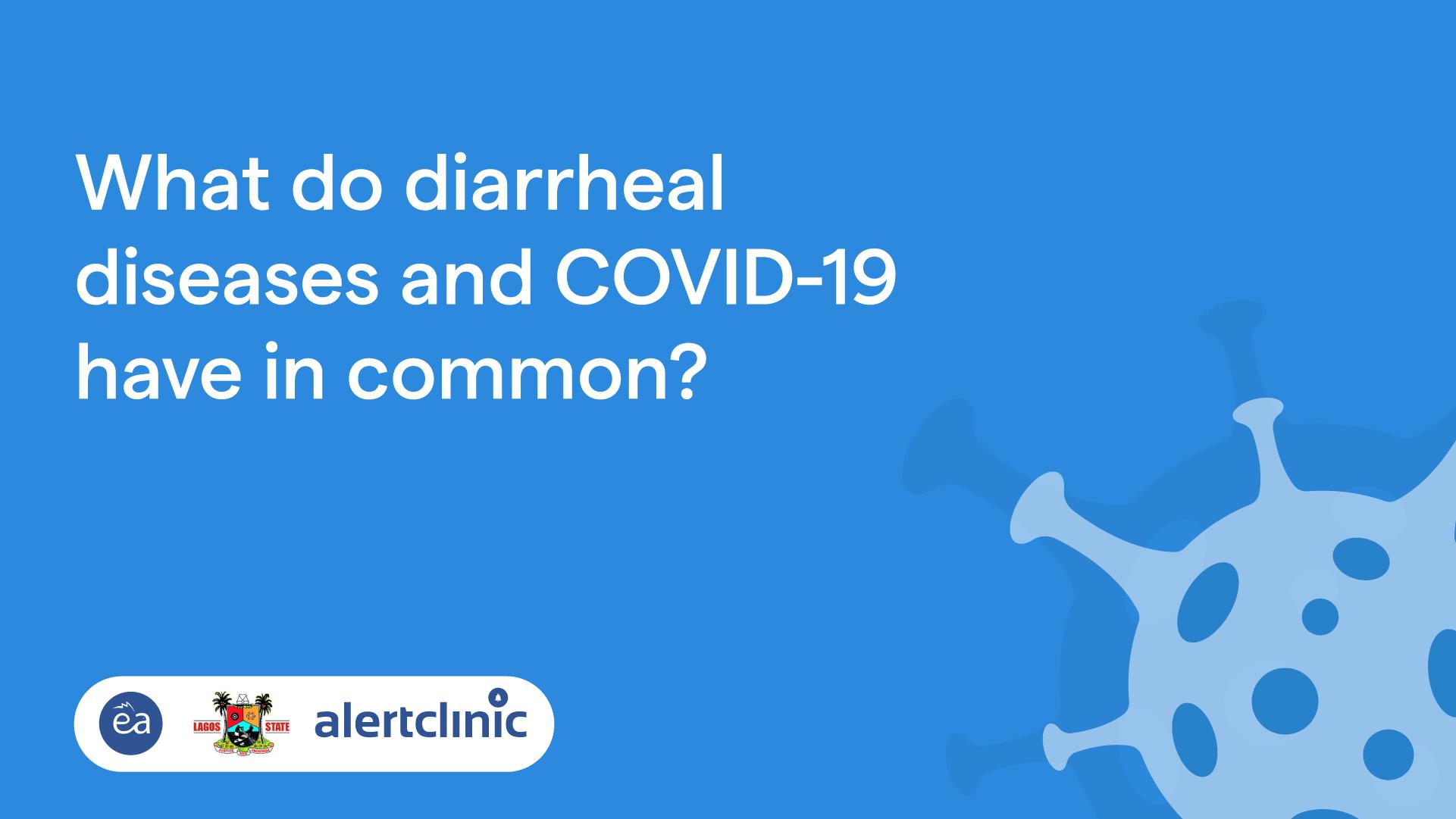 diarrheal and covid-19